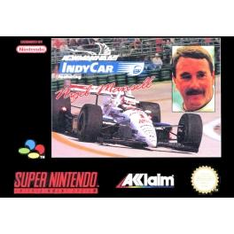 Nigel Mansell IndyCar