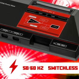 50 / 60 Hz Switchless