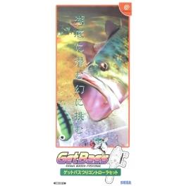 Get Bass + Fishing Controller