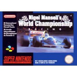 Nigel Mansell's W.C.R.