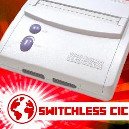 Dézonage Switchless 1Chip