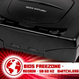 Bios + Region & 50 / 60 Hz Switchless