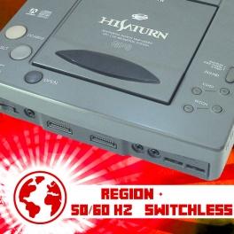 NAVI Region + 50 / 60 Hz Switchless