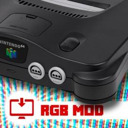 "RGB Mod ""Officiel"" Nintendo"
