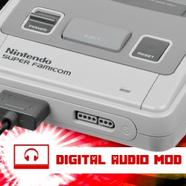 Digital Audio Mod