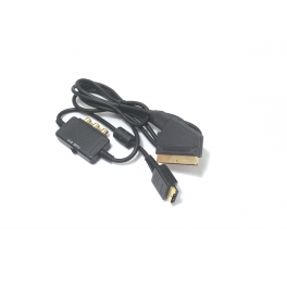 Câble Péritel RGB Stéréo
