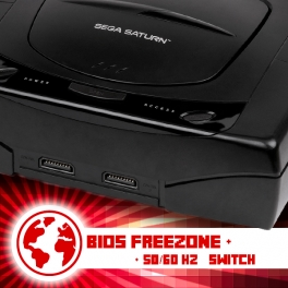 Bios + 50 / 60 Hz Switch