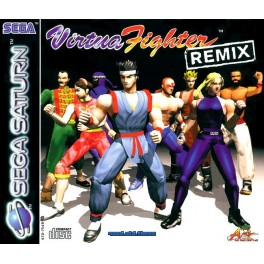Virtua Fighter Remix - CG Portrait Edition