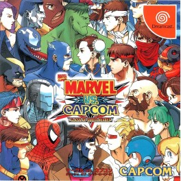 Marvel VS Capcom Clash of Super Heroes