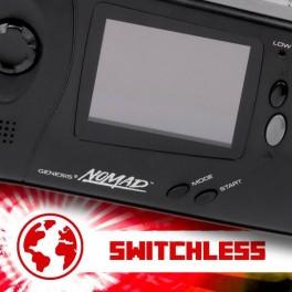 Switchless Région + 50 / 60 Hz