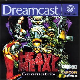 Heavy Metal Geomatrix