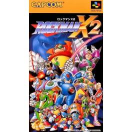 Rockman X2 (Megaman X2)