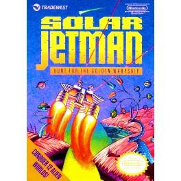 Solar Jetman - Hunt for the Golden Warpship