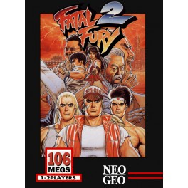 Fatal Fury 2 (Garou Densetsu 2)