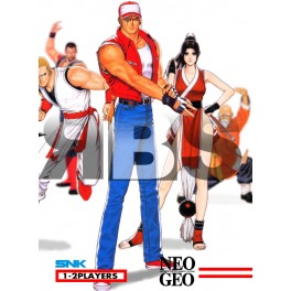 Fatal Fury Real Bout Special (Real Bout Garou Densetsu Special)