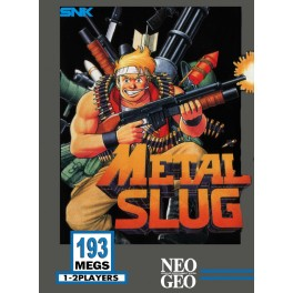 Metal Slug Super Vehicle - 001