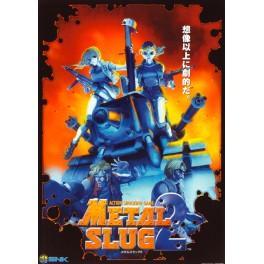 Metal Slug 2 Super Vehicle - 001