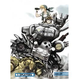 Metal Slug X Super Vehicle - 001