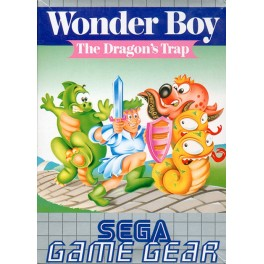Wonderboy III - The Dragon's Trap