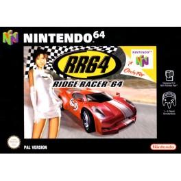 Ridge Racer 64