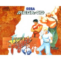Final Fight CD [PAL]