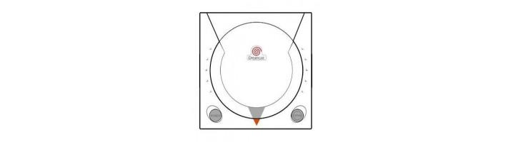 Consoles Dreamcast Moddées
