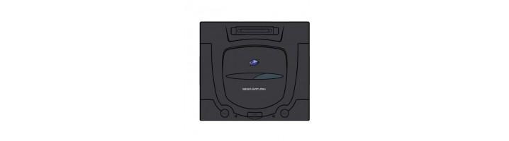 Consoles Saturn Moddées