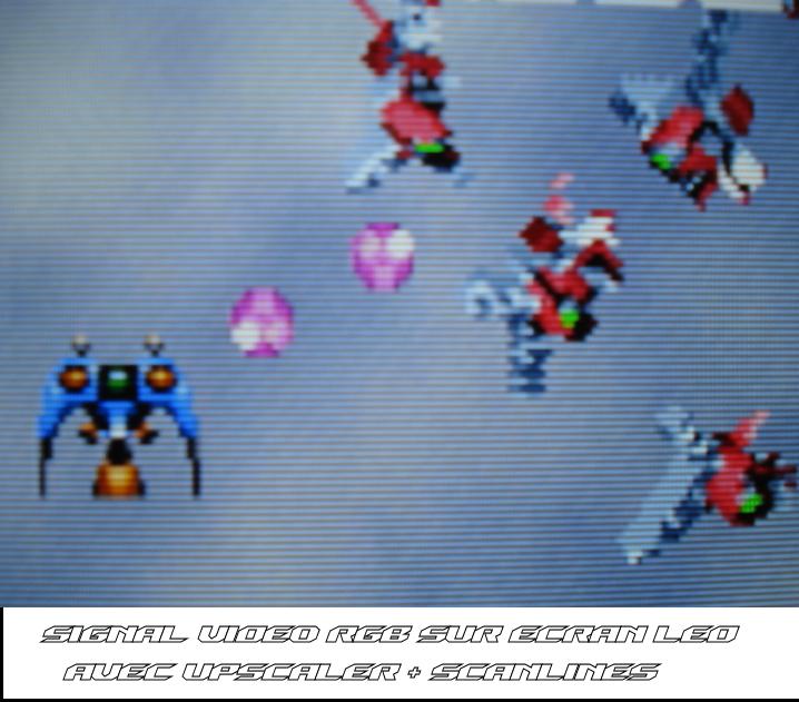 Radiant Silvergun 02 - Avec Scanlines