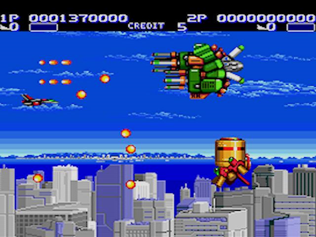 Aero Blasters Img 01