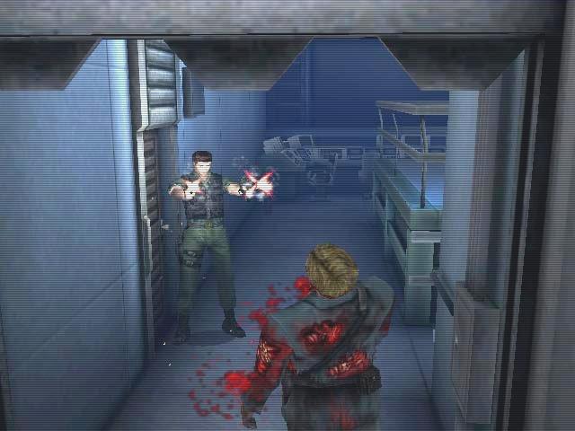 Biohazard Code Veronica Img 07