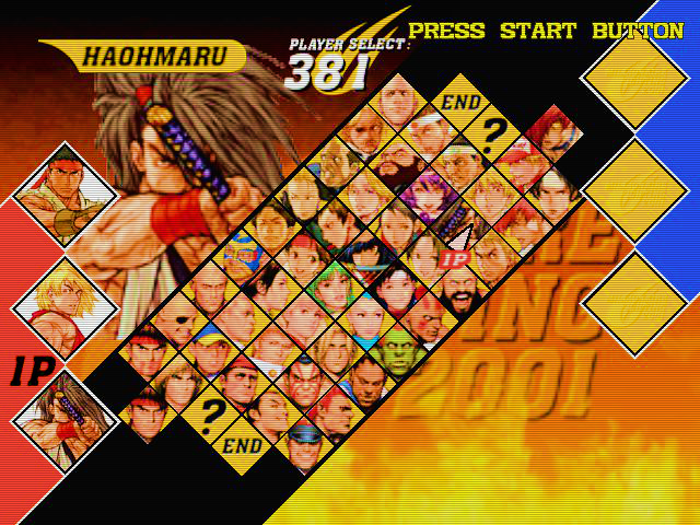 Capcom vs SNK 2 Millionaire Fighting 2001 Img 00