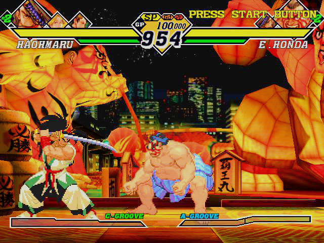 Capcom vs SNK 2 Millionaire Fighting 2001 Img 01