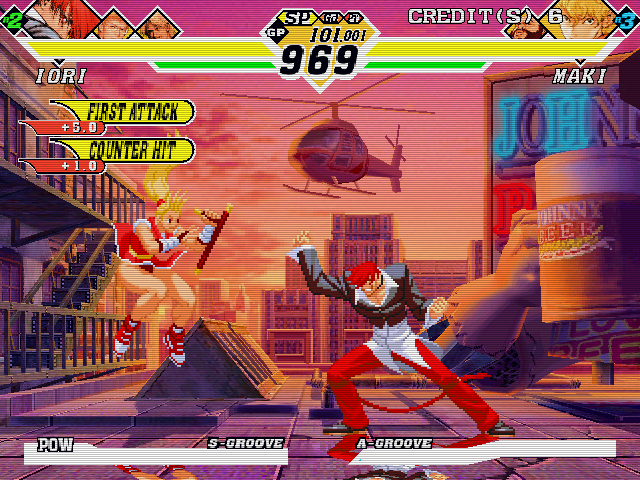 Capcom vs SNK 2 Millionaire Fighting 2001 Img 02