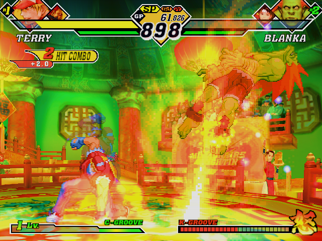 Capcom vs SNK 2 Millionaire Fighting 2001 Img 03