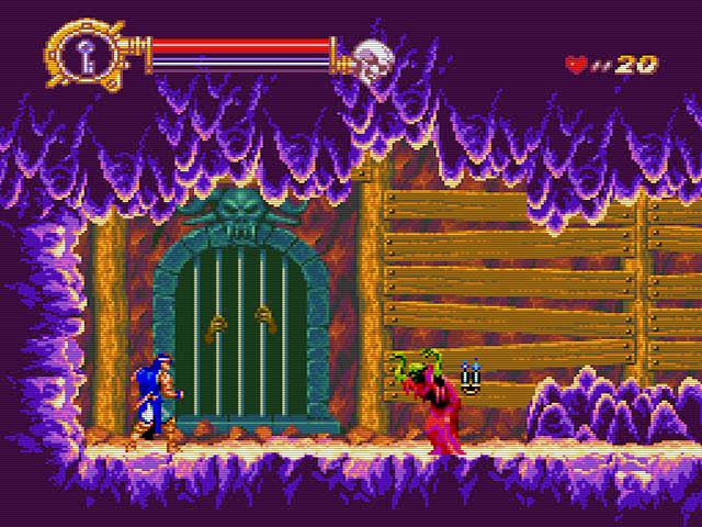 Castlevania Vampire Kiss Img 02