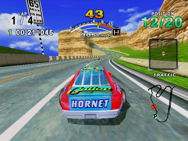 Daytona USA 2001 Img 02