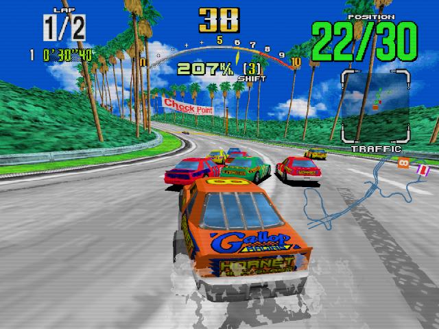 Daytona USA 2001 Img 03