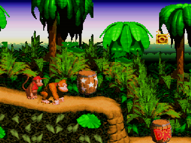 Donkey Kong Country Img 00