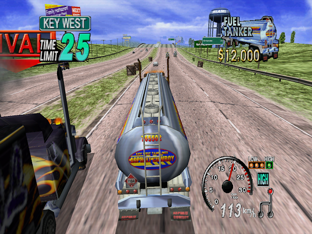 Wheeler Trucking - Play Free Games Online