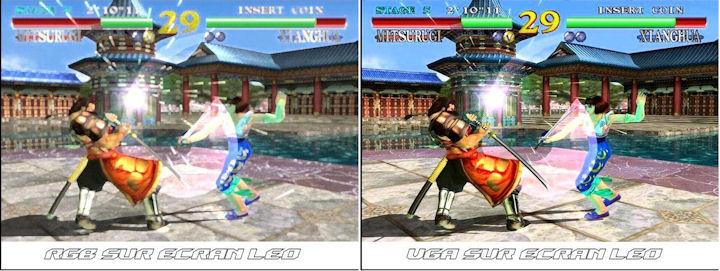 RGB vs VGA