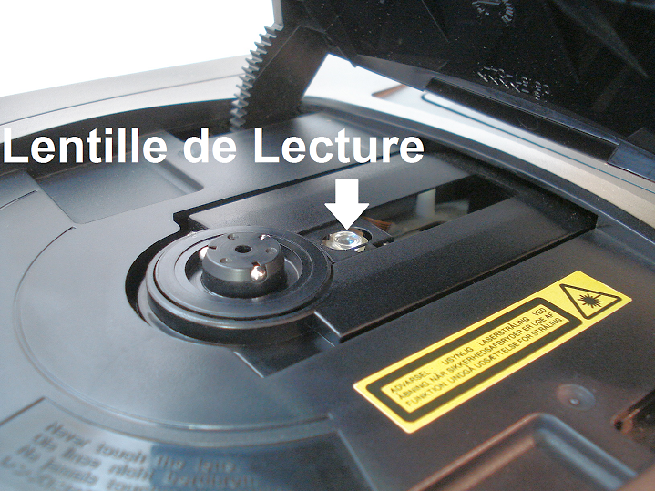 Lentille de Lecture + Texte  L720