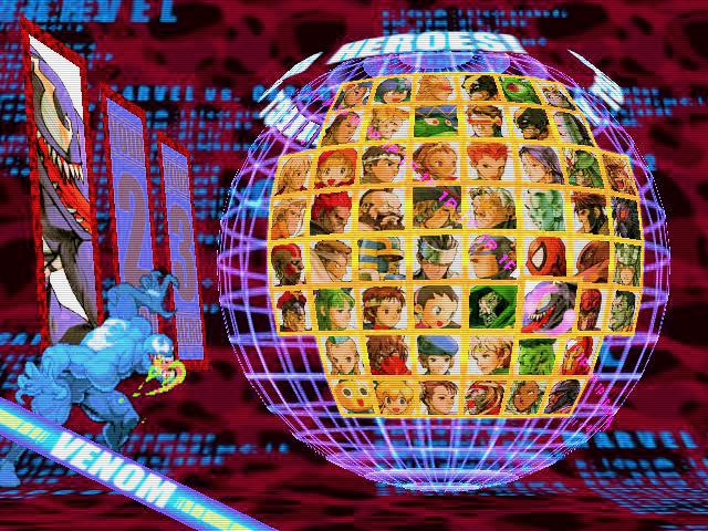 Marvel VS Capcom 2 Img 01