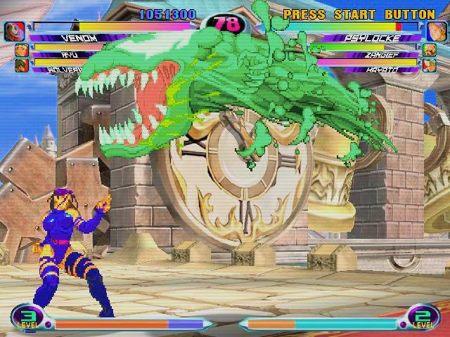 Marvel VS Capcom 2 Img 02