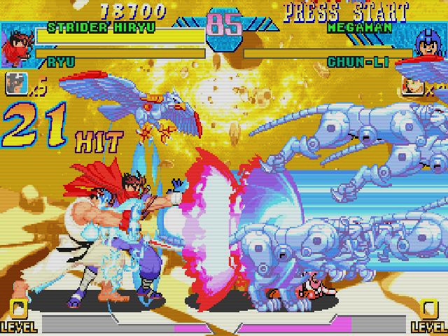 Marvel VS Capcom 2 Img 03
