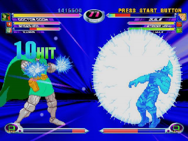 Marvel VS Capcom 2 Img 04