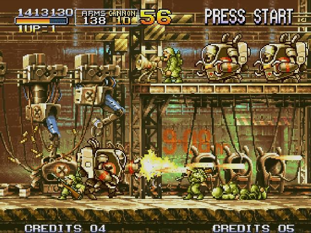 Metal Slug 3 - Img 03