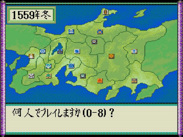 Nobunaga no Yabou Zenkoku Ban Img 011