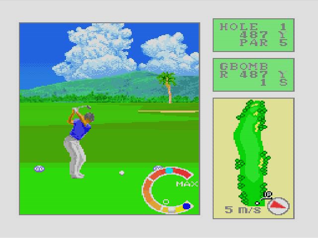 Okamoto Ayako to Match Play Golf Img 02