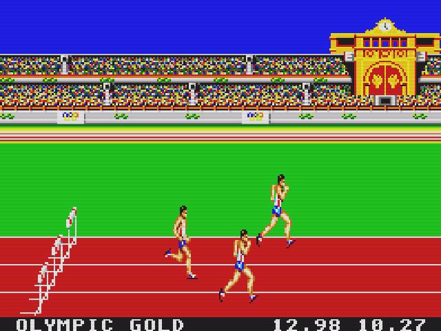 Olympic Gold - Barcelona 92 Img 02