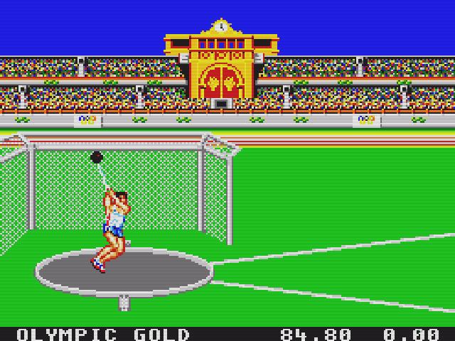 Olympic Gold - Barcelona 92 Img 04